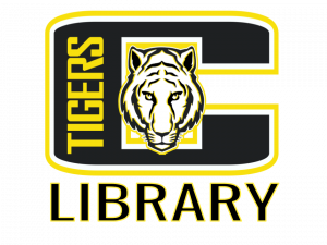 Central Tigers Library Logo